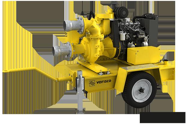 Varisco S.p.A. - Pompe centrifughe autoadescanti, volumetriche e sommergibili