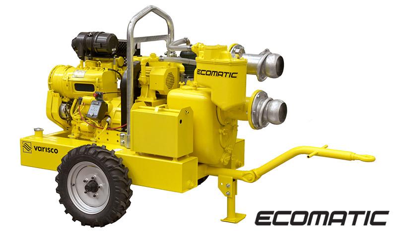 Pompe vuotoassistite: Ecomatic J - Pompe centrifughe autoadescanti vuotoassistite con depressore ...